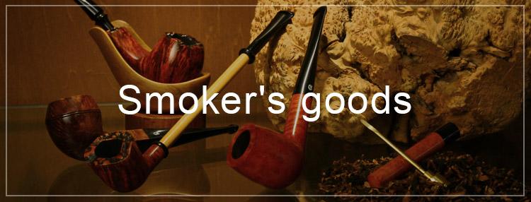 Smoker's goods