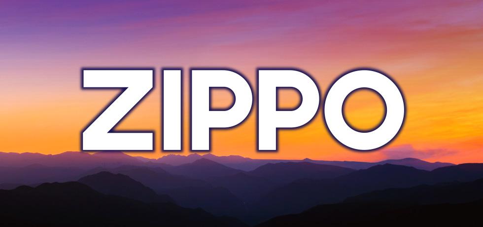 Zippo定番カタログ