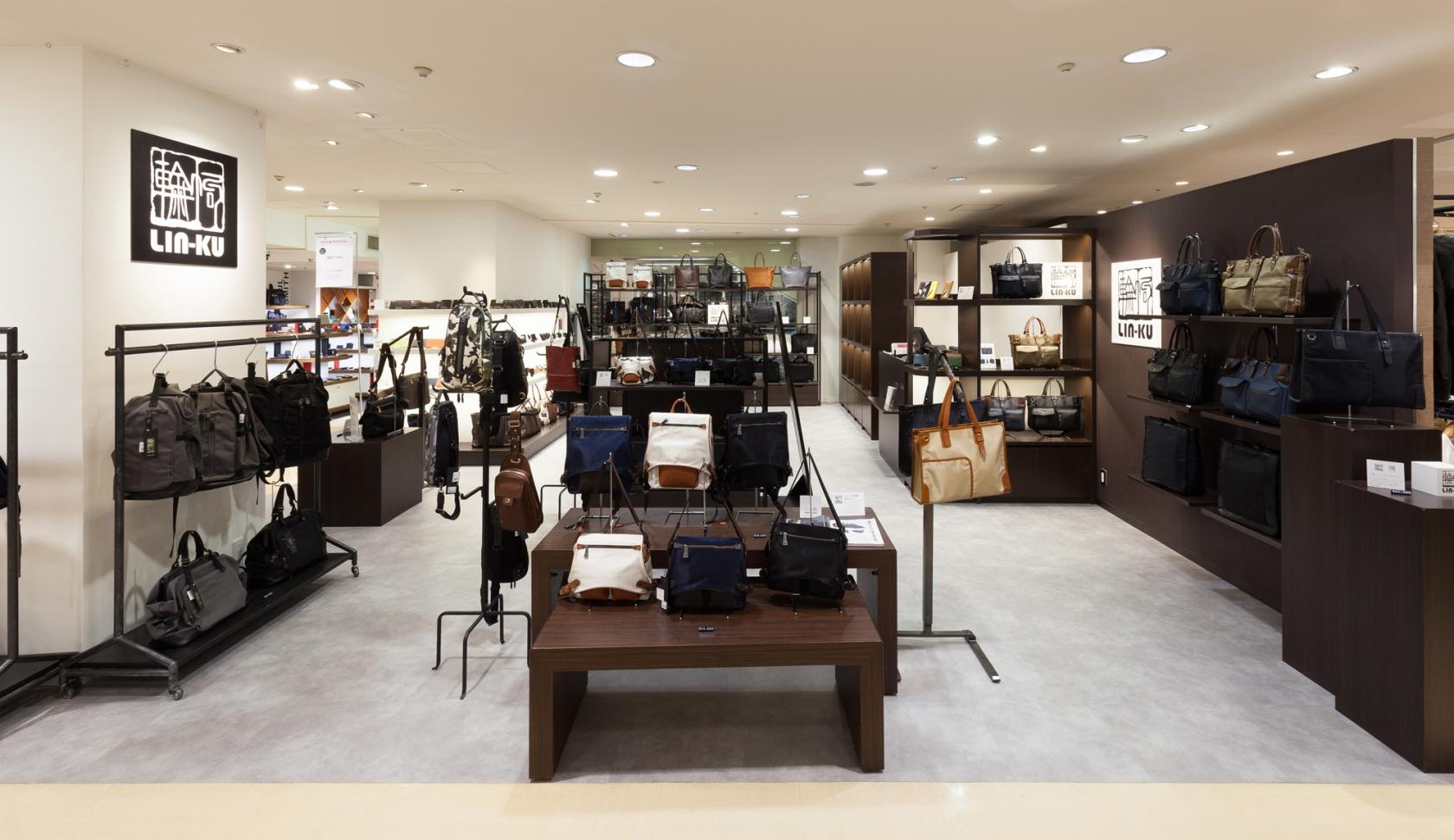輪怐 LIN-KU 新宿丸井MEN店 リニューアルオープン